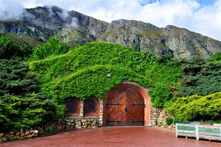 Franschhoek wine valley chamonix wines for Jardin winery south africa