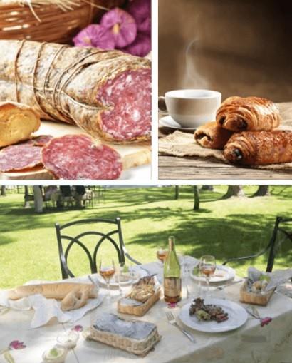Boschendal picnic