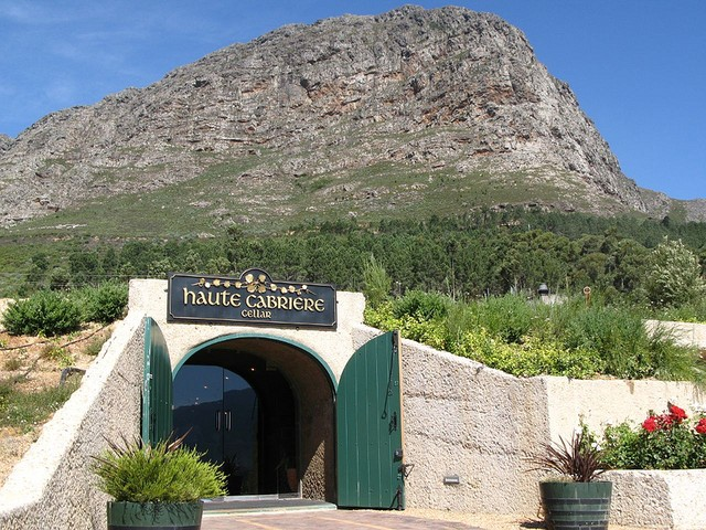 Franschhoek Wine Valley Haute Cabriere Home Of Pierre