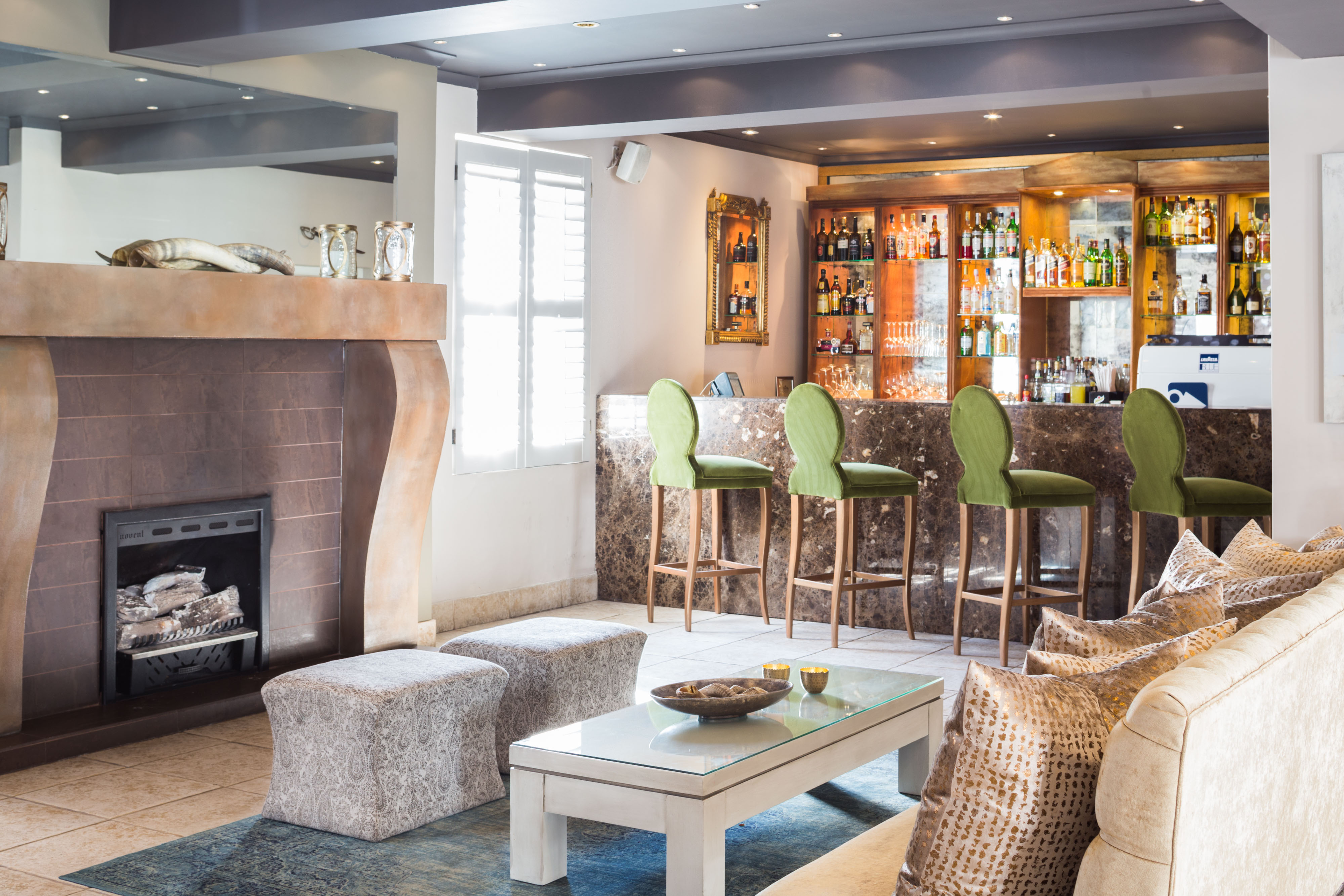 Sauvage Restaurant At Le Franschhoek