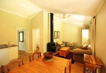 cottages living room