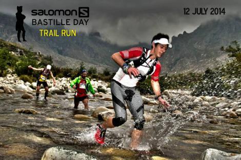 Salamon Trail run
