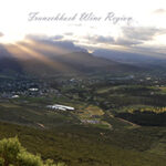 Danelle Botha Photography - View of Franschhoek from Franschhoek Pass