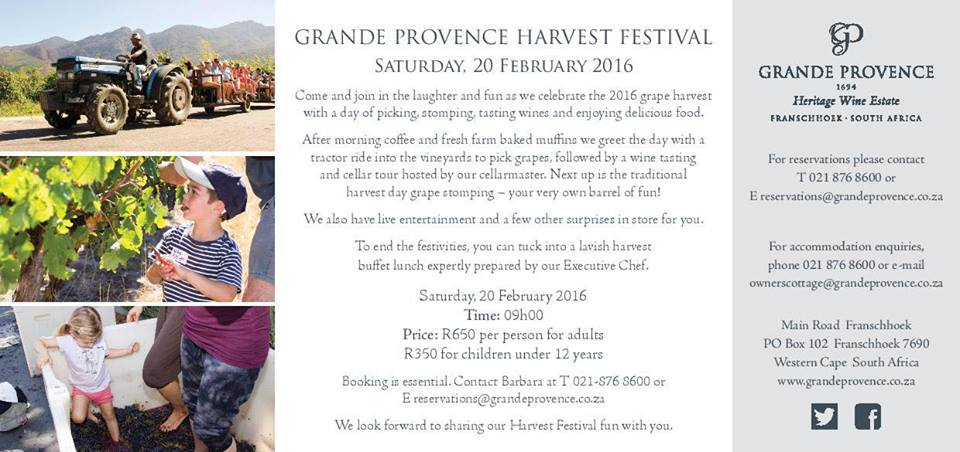 GP Harvest Festival 20 Feb 2-16