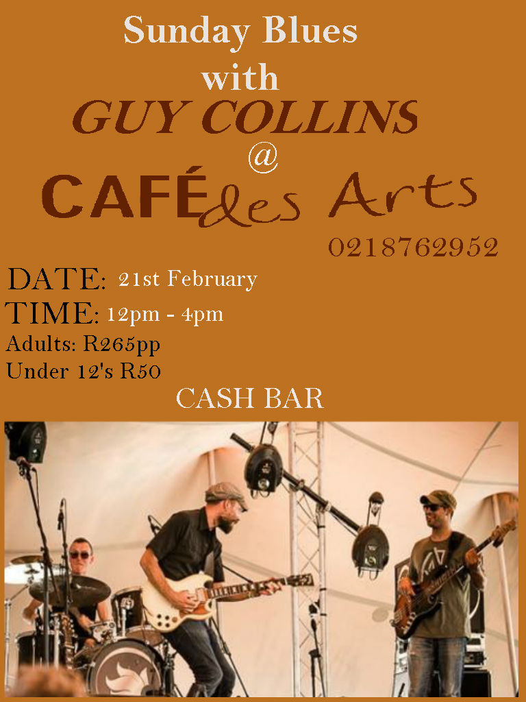 guy collins poster