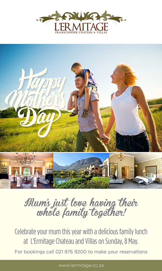 Mothersday at Lermitage