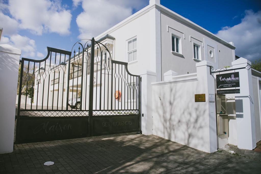Maison des huguenots