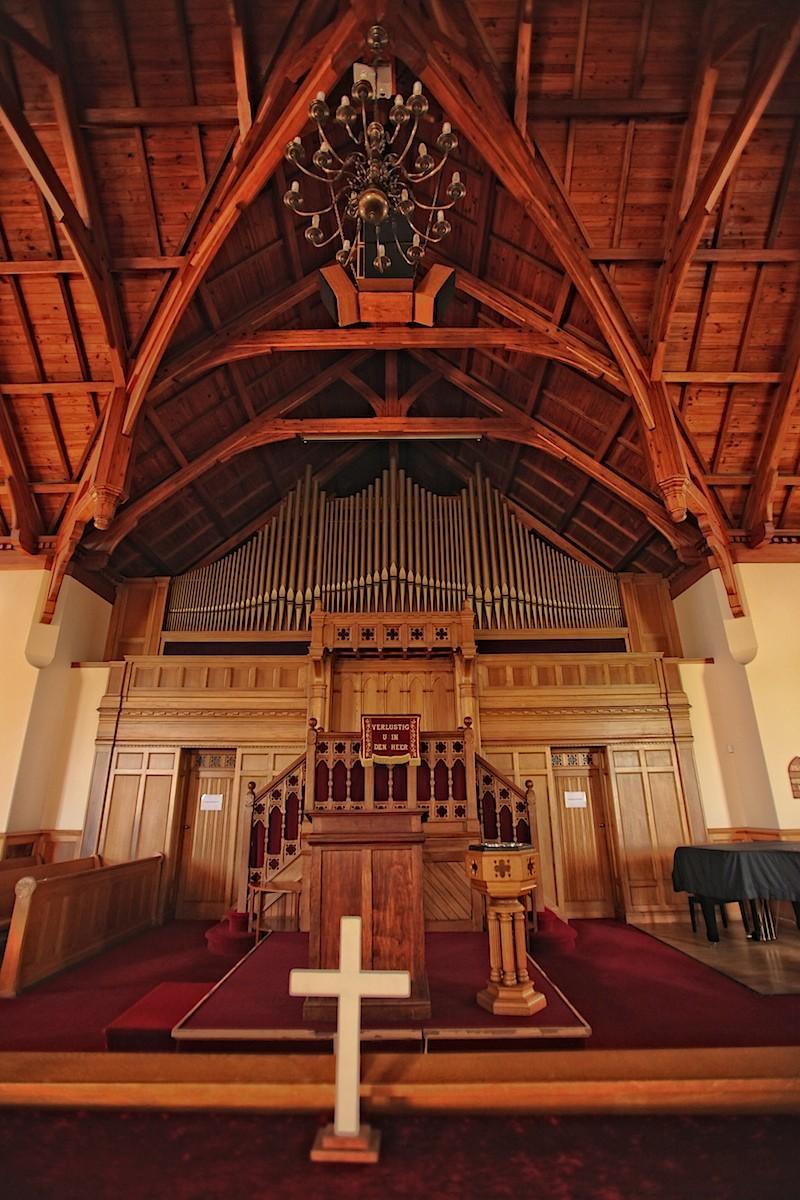 Franschhoek Wine Valley Dutch Reformed Church Franschhoek